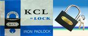 Ổ khóa cửa KCL chìa muỗng 50mm