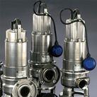 Bơm Chìm Nước Bùn Chất Thải EBARA DW VOX M 150 A 1.5HP