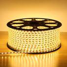 Led cuôn 5050-220v - 60 led  Vàng + TR + D