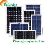 Thanh lý tấn Pin năng lượng mặt trời 200w