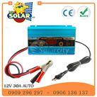 Sạc bình ắc quy thông minh 12V 30A  - LCD