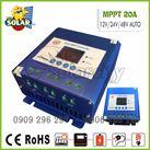 Điều khiển sạc MPPT 20A 12-24-48V