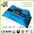 Bộ Điều Khiển Sạc Solar PWM 30A LCD (CM3024Z)
