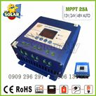 Điều khiển sạc MPPT 25A 12-24-48V