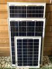 Tấm pin năng lượng mặt trời Poly 25w