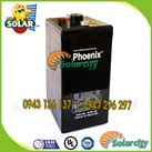 ẮC QUY PHOENIX 2V-250Ah (TS22500)