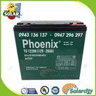 ẮC QUY PHOENIX 12V-20Ah (TS12200) cho xe máy điện