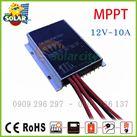 Bộ điều khiển sạc MPPT 10A - 12V/24V chống nước