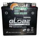 Bình ắc quy xe máy Globe  12V-6Ah (WTZ6VE)