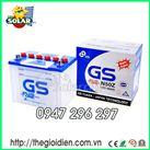Ắc quy ô tô GS nước 12v-60Ah (N50Z)