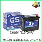 Ắc quy ô tô GS khô 12v-45Ah (MF46B24)