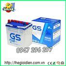 Ắc quy ô tô GS nước 12v-32Ah (NS40)