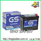 Ắc quy ô tô GS khô 12v-45Ah (MF46B24LS)