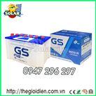 Ắc quy ô tô GS nước 12v-80Ah (95D31R)