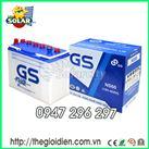 Ắc quy ô tô GS nước 12v-45Ah (NS60)