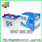 Ắc quy ô tô GS nước 12v-65Ah (NS70)
