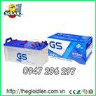 Ắc quy ô tô GS nước 12v-140Ah (N150A)