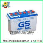 Ắc quy GS nước 12v - 27Ah (N27)