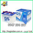 Ắc quy ô tô GS nước 12v-50Ah (N50)