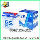 Ắc quy ô tô GS nước 12v-35Ah (NS40ZLS)