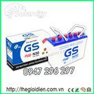 Ắc quy GS nước 12v-30Ah (N30)