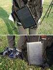 Tiện dụng sạc pin năng lượng mặt trời nhỏ nhất thế giới