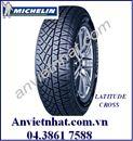 Lốp ô tô  205/80 R16 104T Extra Load - MICHELIN  Latitude Cross  - Châu Âu