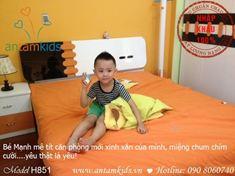 Phòng ngủ cho bé trai HinhThat05 - Hình thật 100%