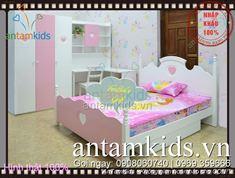 Phòng ngủ cho bé gái HinhThat04 - Hình thật 100%