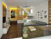 Thiết kế nội thất chung cư 10
