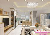 Thiết kế và thi công nội thất nhà ở chú Bảy Ngọc Hổi