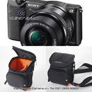 Túi đựng máy ảnh Sony alpha mini chống sốc du lịch SB102