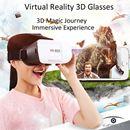 Kính thực tế ảo VR Box Virtual Reality Glasses giá rẻ
