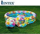 BỂ BƠI 3 TẦNG 3 CHI TIẾT Intex 59469 (132X28CM)