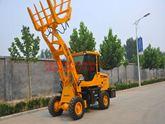 Máy gắp gỗ MR916, tải nâng 1,6 tấn.