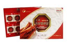 Hồng Sâm Lát Tẩm Mật Ong Hiệu MERITZ Của Hàn Quốc