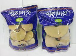 Nấm Linh Chi Hàn Quốc Vàng Loại 3 - 6 Tai