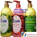 Nước rửa tay Dr.Clean 1000ml