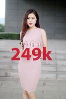 Đầm váy đồng giá 249k