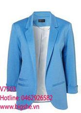 Vest công sở V7503