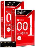 Bao cao su Okamoto Zero one 0,01mm