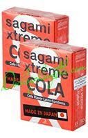 Bao cao su Sagami Xtreme hương Coca Cola