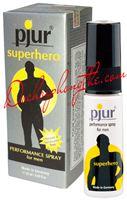 Pjur SuperHero thuốc chống xuất tinh sớm - Hàng chính hãng CHLB Đức