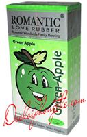 Bao cao su Romantic hương táo