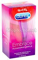 Gel bôi trơn tăng khoái cảm Durex Embrace Pleasure