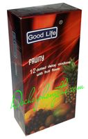 Bao cao su Good Life Fruity 4 in 1
