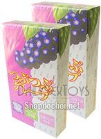 Bao cao su Fuji Grape siêu gân hương nho