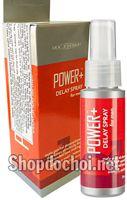 Thuốc chống xuất tinh sớm Power+Spray Doc Johnson