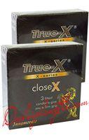 Bao cao su True-X Closex ôm sát