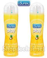 Gel Durex Play Pina Colada - Mùi trái cây ngọt ngào
